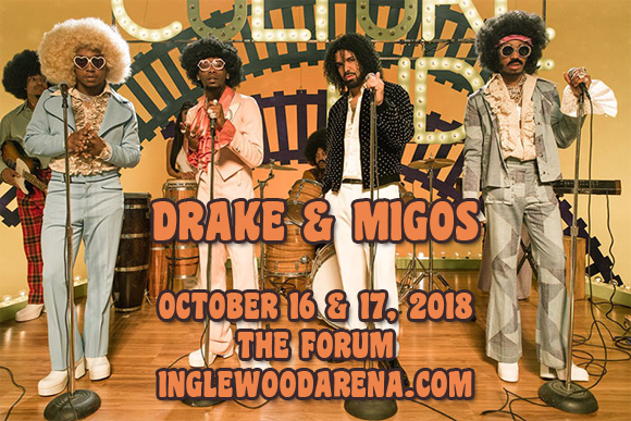Drake & Migos at The Forum