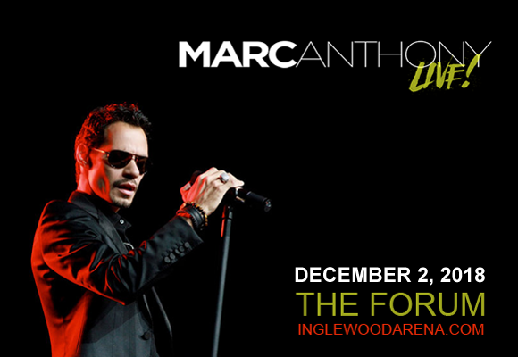 Marc Anthony at The Forum