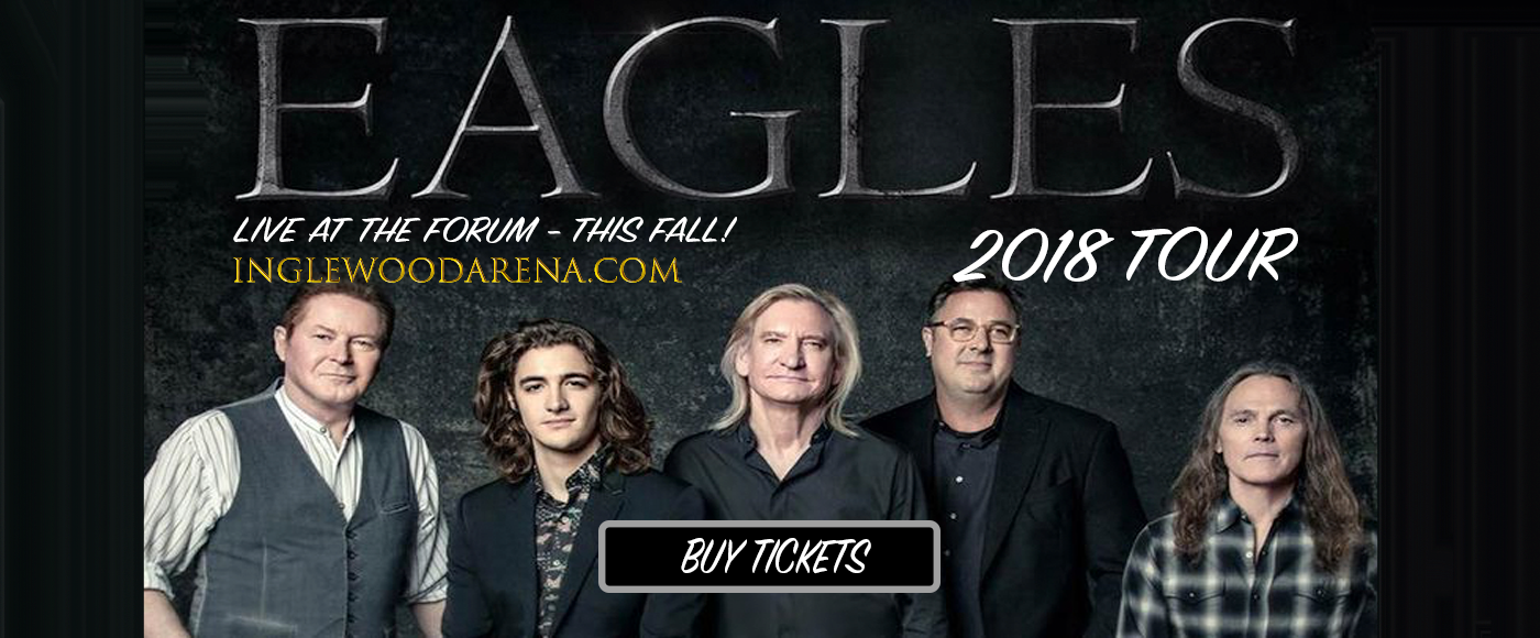 The Eagles at The Forum