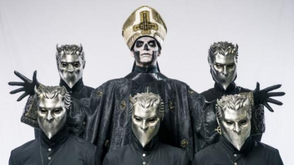 Ghost - The Band at The Forum