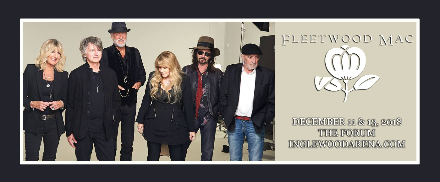 Fleetwood Mac at The Forum