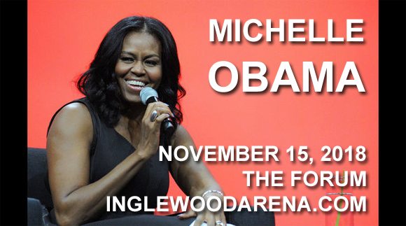 A Conversation With Michelle Obama at The Forum