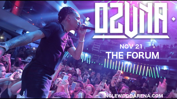 Ozuna  at The Forum