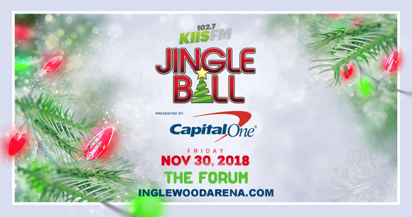 iHeartRadio Jingle Ball: Cardi B, Shawn Mendes, Camila Cabello, Calvin Harris & G-Eazy at The Forum