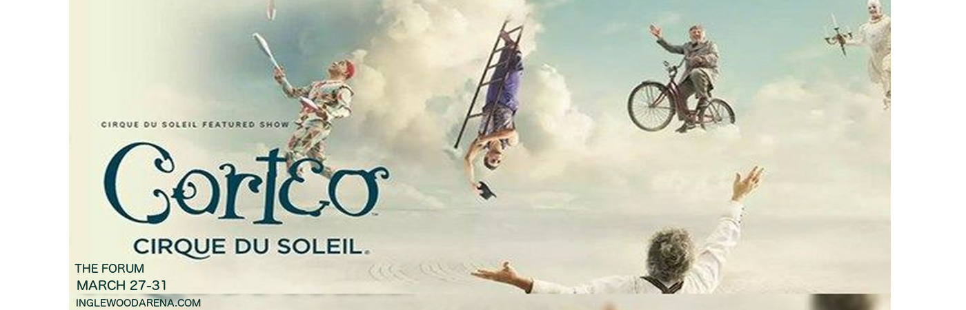 Cirque du Soleil - Corteo at The Forum