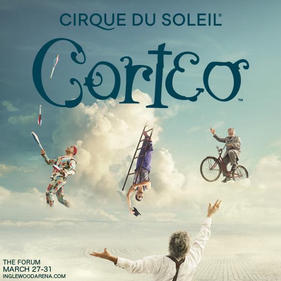 Cirque du Soleil - Corteo at The Forum