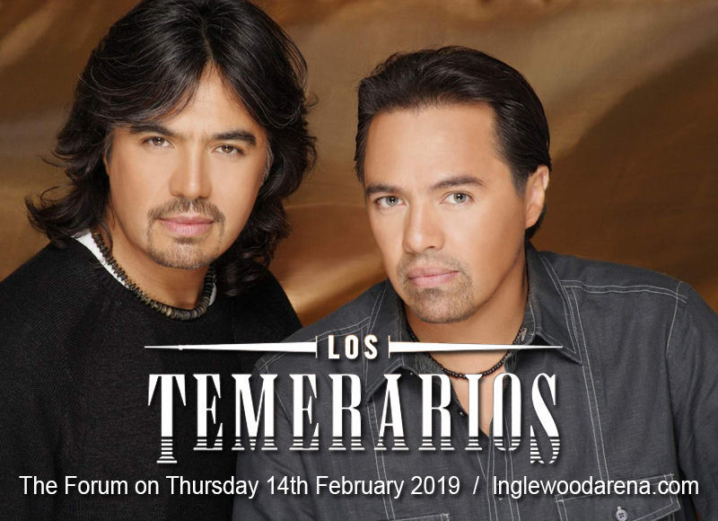 Los Temerarios at The Forum