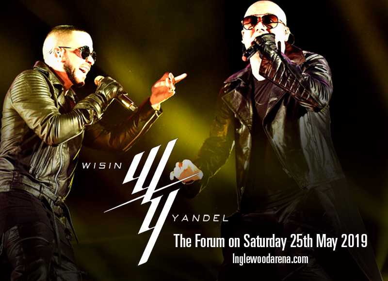 Wisin Y Yandel at The Forum