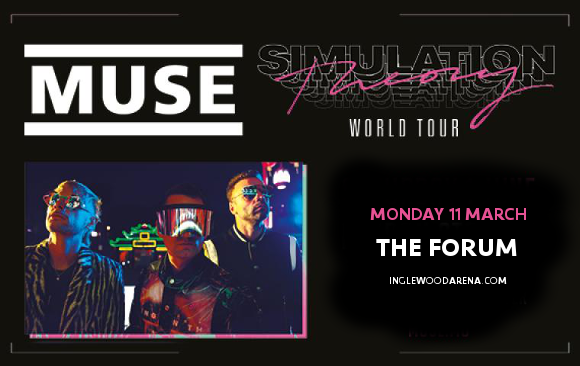 Muse at The Forum