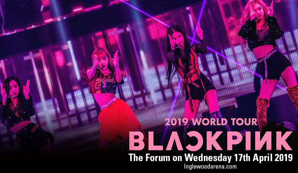 Blackpink at The Forum