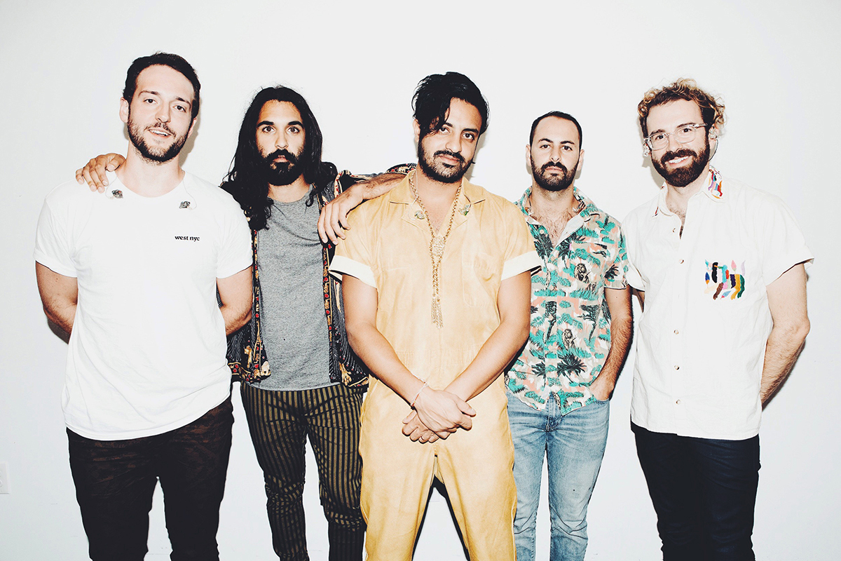 Young The Giant & Fitz and The Tantrums at The Forum