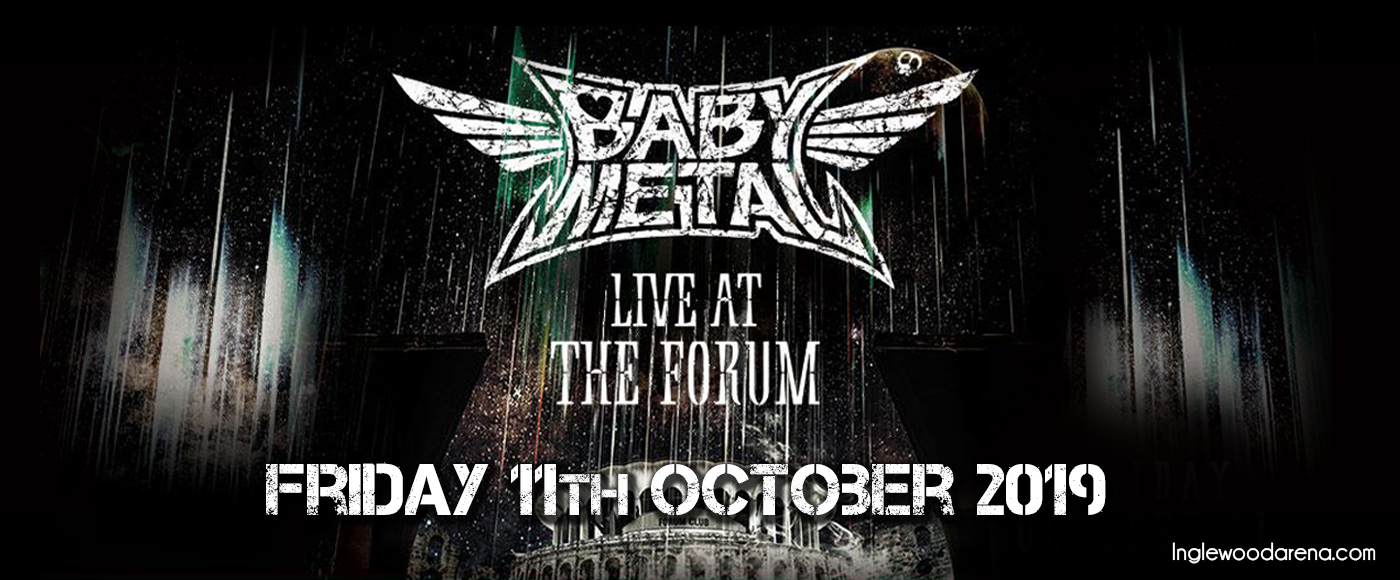 Babymetal at The Forum
