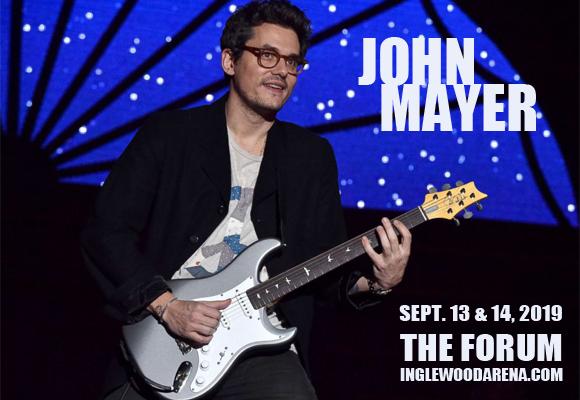 John Mayer at The Forum