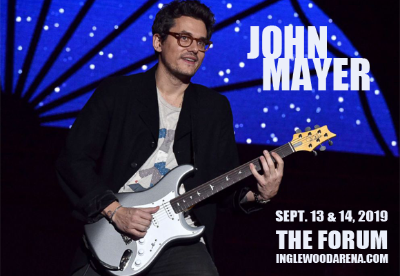 John Mayer at The Forum