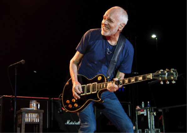 Peter Frampton at The Forum