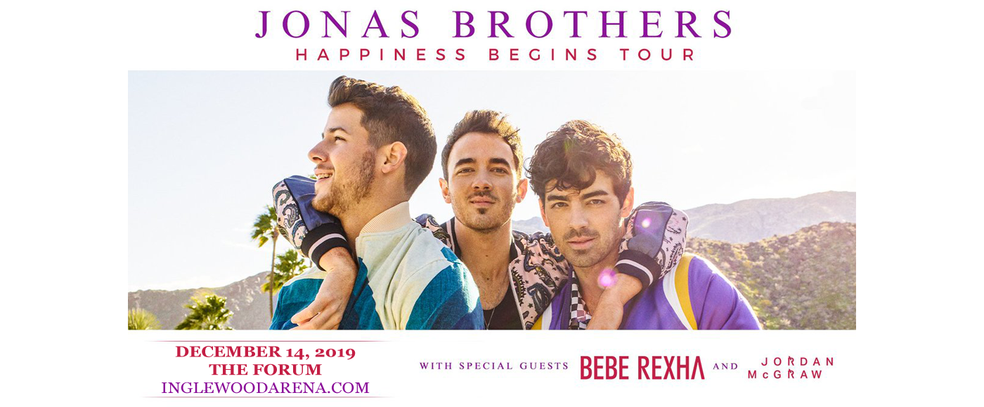 Jonas Brothers at The Forum