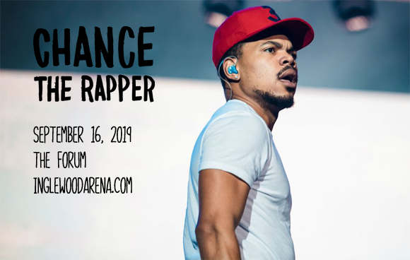 Chance The Rapper at The Forum