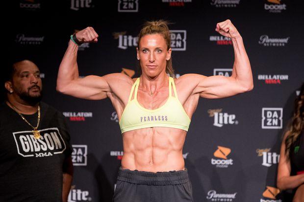 Bellator MMA: Julia Budd vs. Cris Cyborg at The Forum