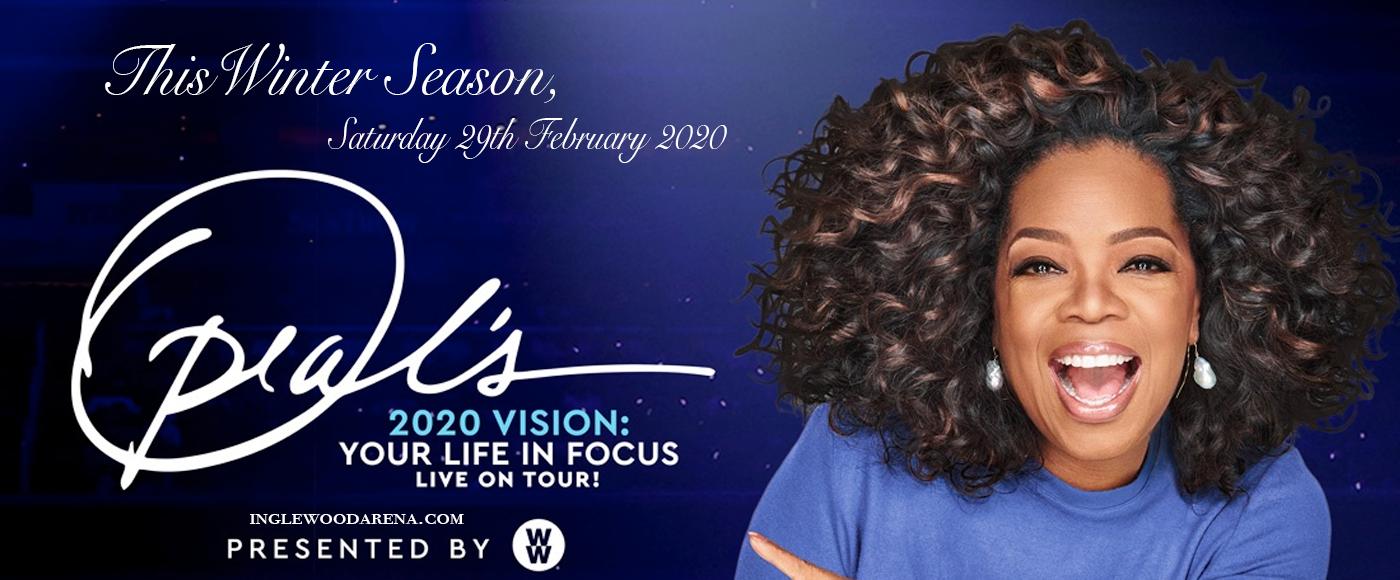 Oprah Winfrey at The Forum
