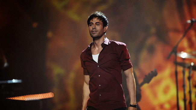 Uforia K-Love Live: Enrique Iglesias, Juanes, Pitbull, Ricardo Montaner & Jesse & Joy at The Forum