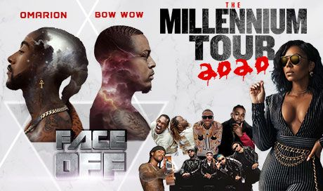 The Millennium Tour: Omarion, Bow Wow, Pretty Ricky, Ying Yang Twins, Soulja Boy & Ashanti at The Forum