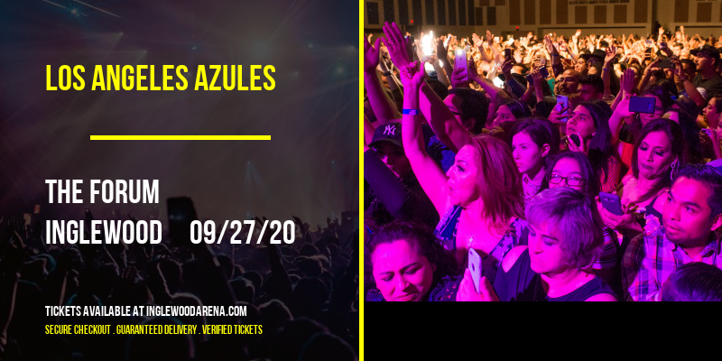 Los Angeles Azules at The Forum