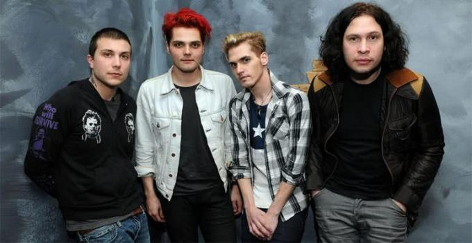 My Chemical Romance at The Forum