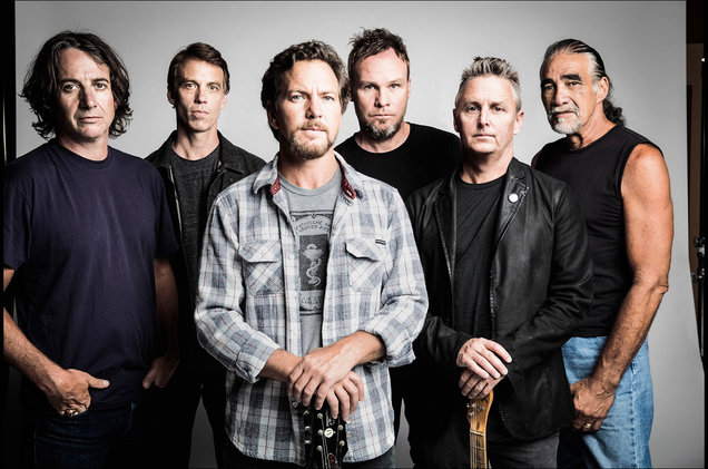 Pearl Jam [POSTPONED] at The Forum