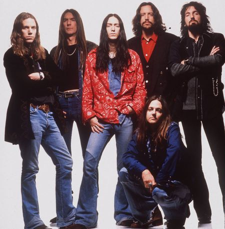 The Black Crowes [POSTPONED] at The Forum