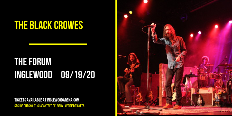 The Black Crowes at The Forum