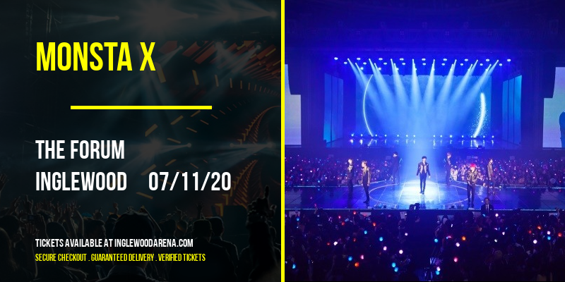 Monsta X at The Forum