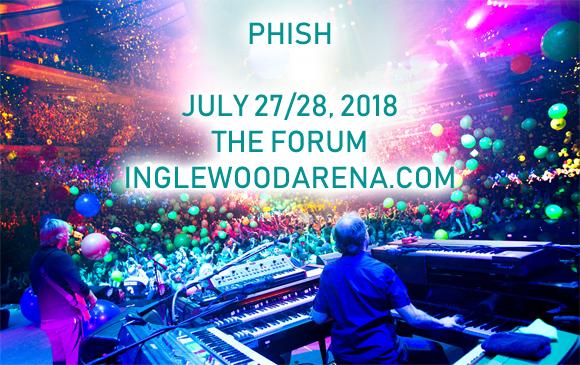 Phish at The Forum