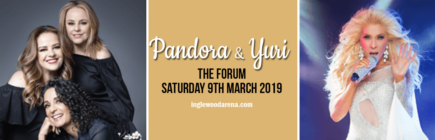 Pandora & Yuri at The Forum