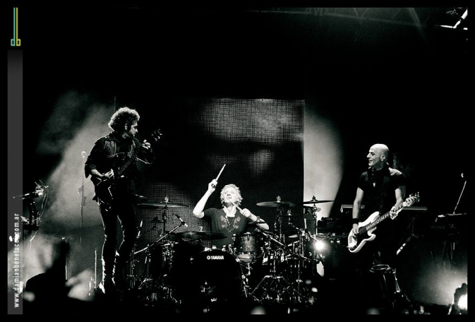 Soda Stereo at The Forum
