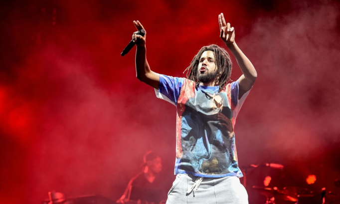 J. Cole, 21 Savage & Morray at The Forum